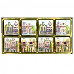 GIFT BLISTER CHOCOLATES CANAL HOUS COLOR
