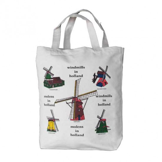 CANVAS TOTE BAG DUTCH MILLS