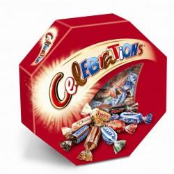 CELEBRATIONS MINI CHOCOLATE BARS BOX