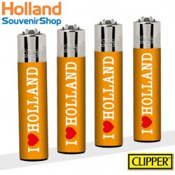 CLIPPER LIGHTER LOVE HOLLAND