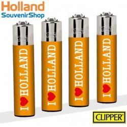 CLIPPER LIGHTER LOVE HOLLAND