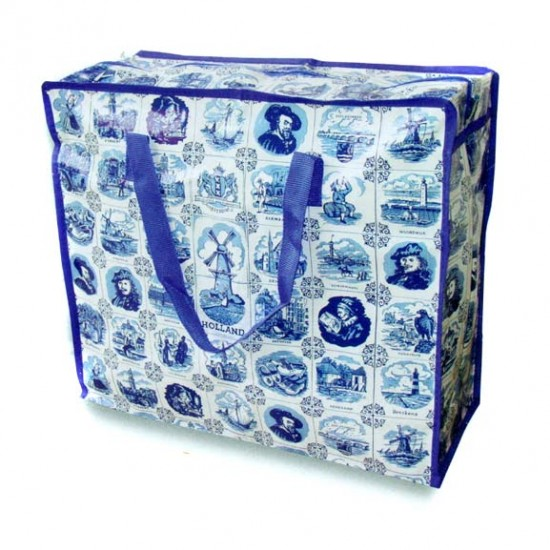 DELFT BLUE SHOPPER