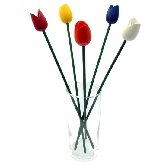 DESIGN TULIPS WOOD