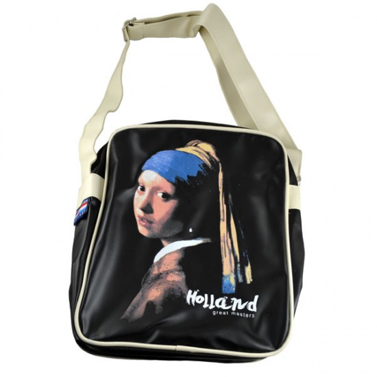 DUTCH MASTERS SHOULDER BAG VERMEER GIRL WITH THE PEARL EARING