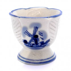Eggcup DELFT BLUE Schulp