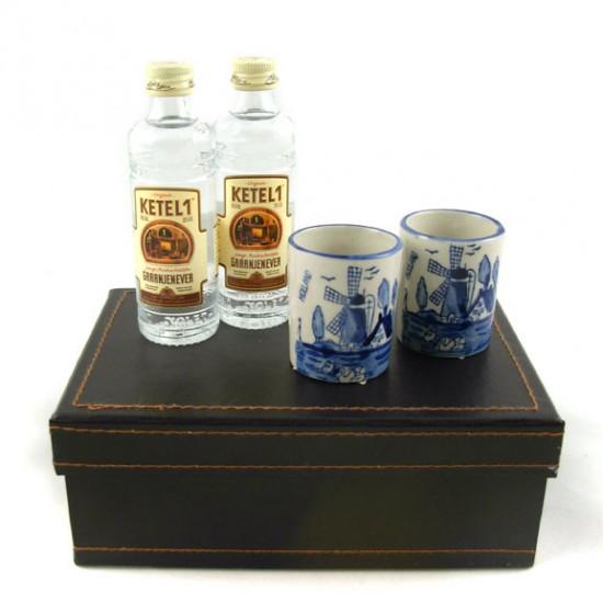 Gift box - holland jenever