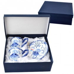 GIFT SET DELFT BLUE CUP AND SAUCER