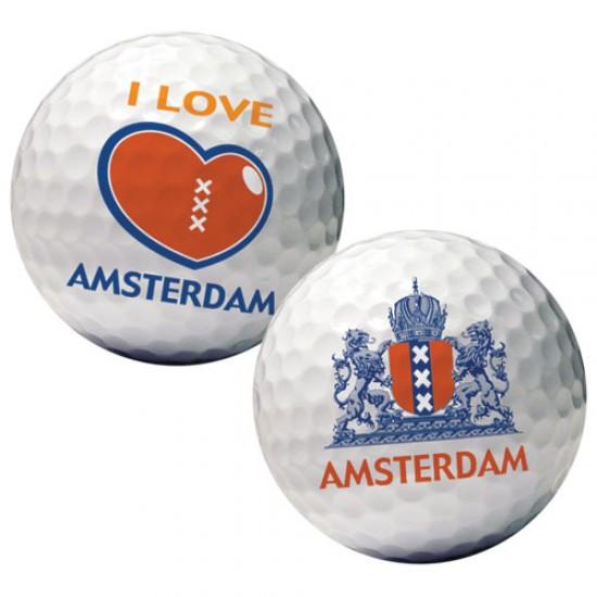 Golf balls amsterdam