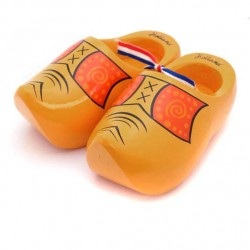 WOODEN SHOES HOLLAND BOEREN 14 CM
