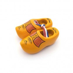 WOODEN SHOES HOLLAND FARMERS 6 CM