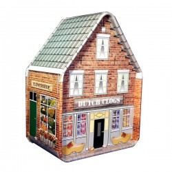 HOLLAND CANDY CAN CHEESE CLOG STORE SWEETS MIX