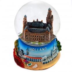 SNOW GLOBE THE HAGUE HOLLAND ROYAL PALACE