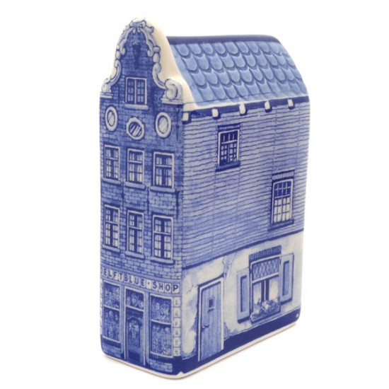 CANAL HOUSE DELFT BLUE SOUVENIR SHOP