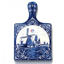 CHEESE BOARD DELFT BLUE