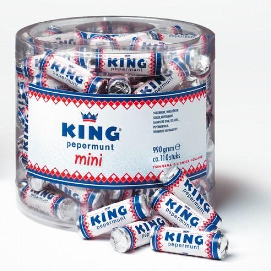 King pfefferminz-mini rolle