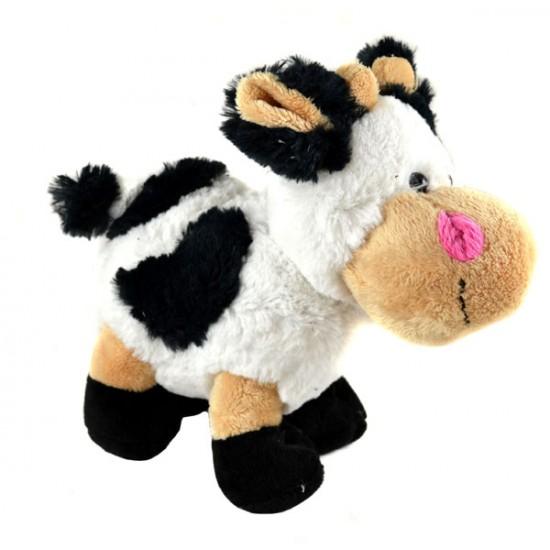 Knuffel koe staand