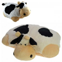CUDDLE PILLOW PLUSH COW 45 x 30 CM