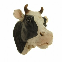 FRIDGE MAGNET COW