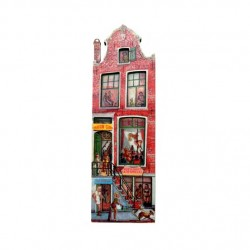 FRIDGE MAGNET REDLIGHT DISTRICT 2D
