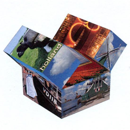 Magic cube holland
