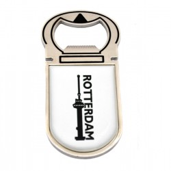FRIDGE MAGNET BOTTLE OPENER ROTTERDAM EUROMAST