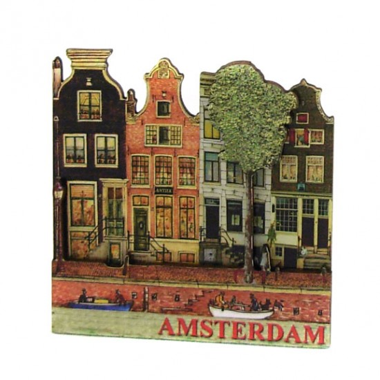Magnet canal house amsterdam 2d