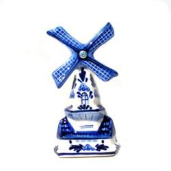 MAGNET WINDMILL DELFT BLUE