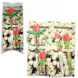 MANICURE SET TULIPS