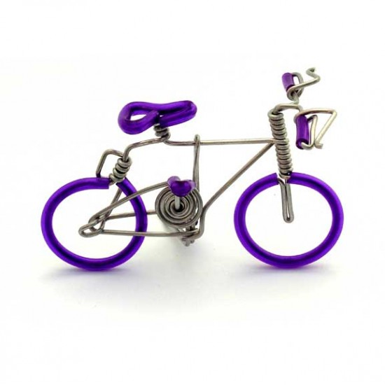Miniatur fahrrad hand gefertigt