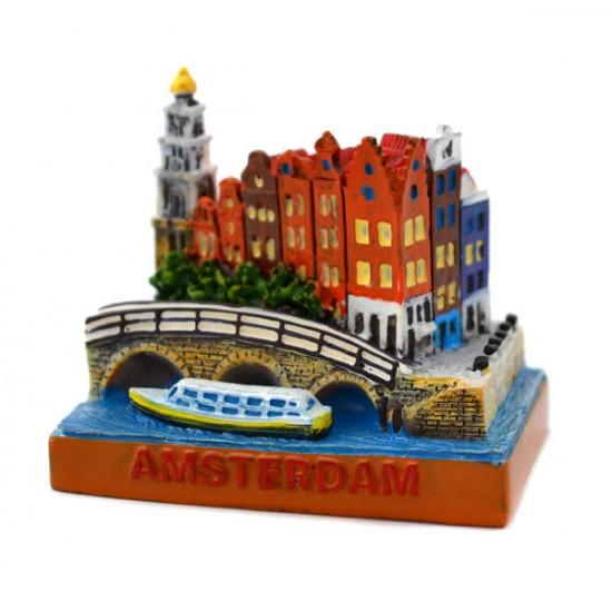 Miniature papeneiland amsterdam