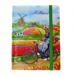 NOTE BOOK TULIP PICKER A6