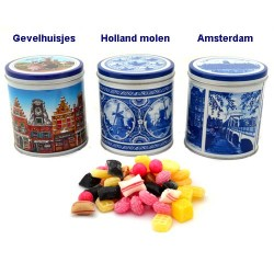 OLD DUTCH SWEETS IN HOLLAND THIN