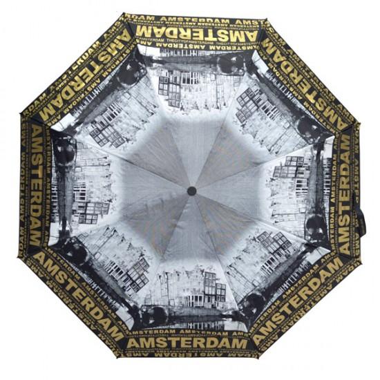 Umbrella amsterdam robin ruth holy black gold