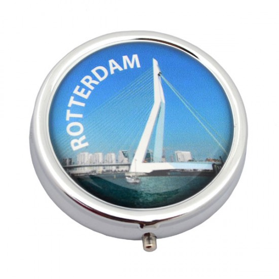 PILLBOX ROTTERDAM ERASMUS BRIDGE
