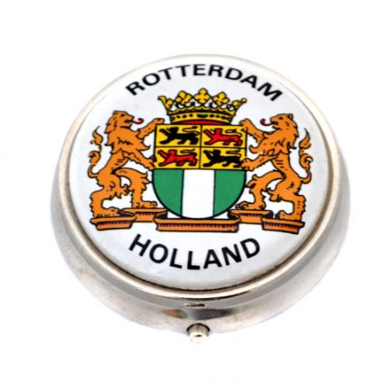 Pillbox rotterdam holland