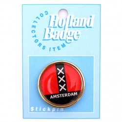 STICKPIN / BROOCH AMSTERDAM