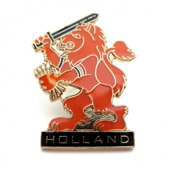 STICKPIN DUTCH LION HOLLAND
