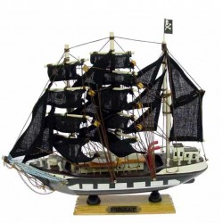 PIRATE SHIP 24 CM