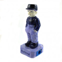 PENCIL SHARPENER FARMERS BOY POLYSTONE 10 CM