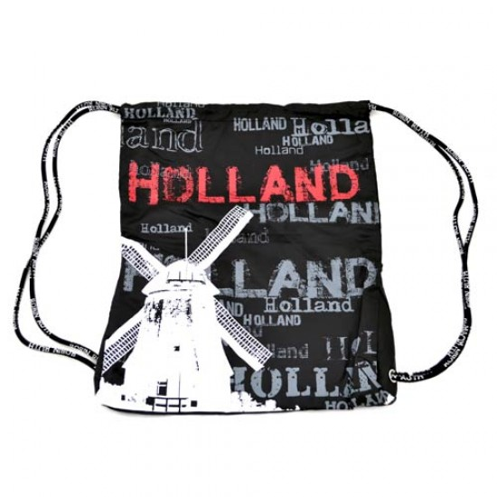 Backpack holland windmill black mason