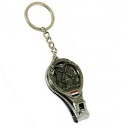 KEY RING NAIL CLIPPER BOTTLE OPENER HOLLAND WINDMILL FLAG