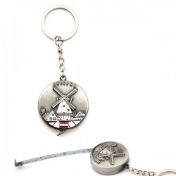 KEYRING  MEASURING TAPE HOLLAND