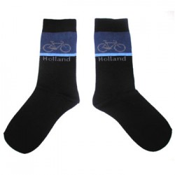 SOCKS BIKE / BICYCLE DARK BLUE