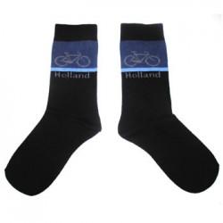 SOCKS BIKE / BICYCLE DARK BLUE