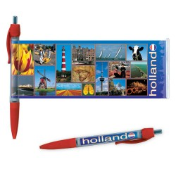 SOUVENIR BALLPOINT BANNER HOLLAND
