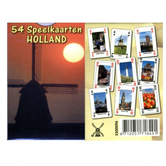 Cards holland