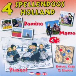 GAME BOX HOLLAND