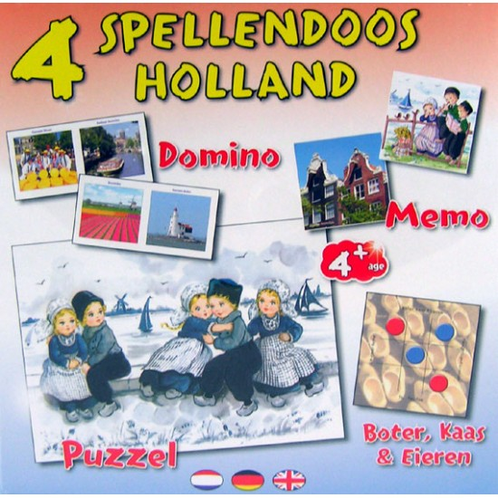 Spellendoos holland