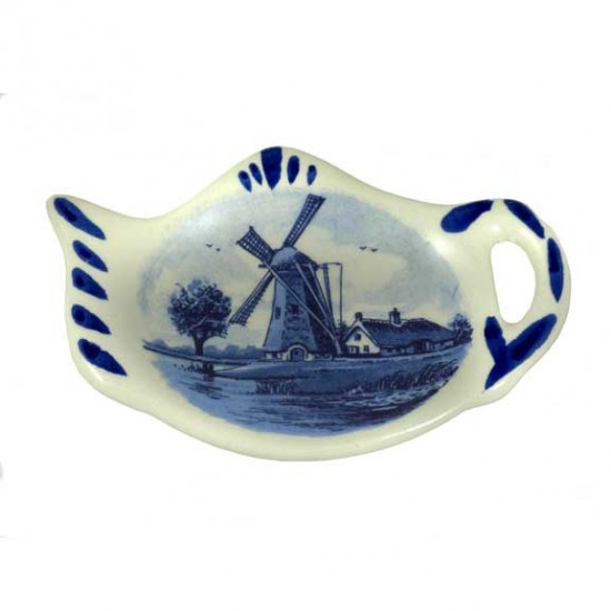 THEA BAG DISH DELFT BLUE SUMMER