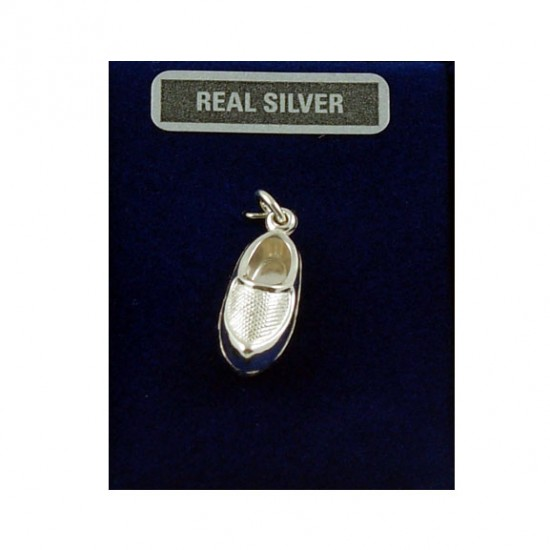 Silver charm tooled cloggie 16 mm